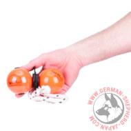 シェパード おもちゃボール(7cm)
